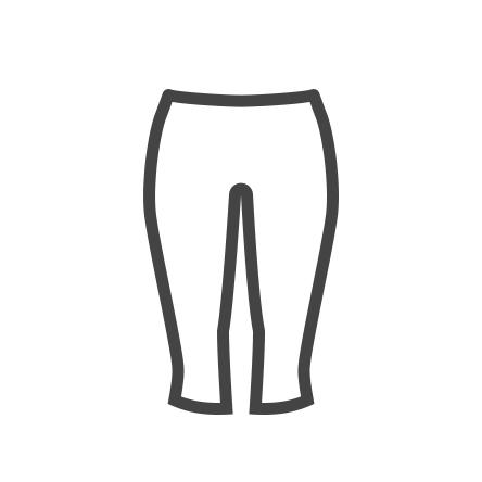 Ícone Bermudas e Leggings